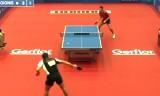 【卓球】 イオニスVSアポローニャ ヨーロッパ選手権