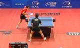 【卓球】 樊振東VS周雨(決勝)ポーランドオープン2013