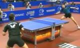 【卓球】 ティモボルVSオフチャロフ(準決)ドイツオープン2013