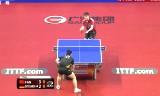 【卓球】 樊振東VSオフチャロフ(決勝)ドイツオープン2013