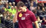【卓球】 ボルVSピチフォード ドイツオープン2013