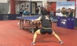 【卓球】 松平賢二の1回戦 ロシアオープン2013