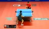【卓球】 丹羽孝希VS鄭培峰(準々)ロシアオープン2013