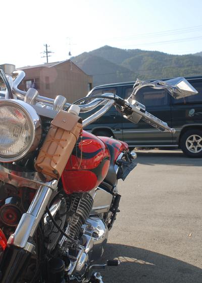 バイク用ボトルホルダー 01 ( LOT = BG-503 )