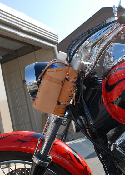 バイク用ボトルホルダー 02 ( LOT = BG-503 )