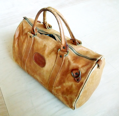 Bostonbag修理-before01