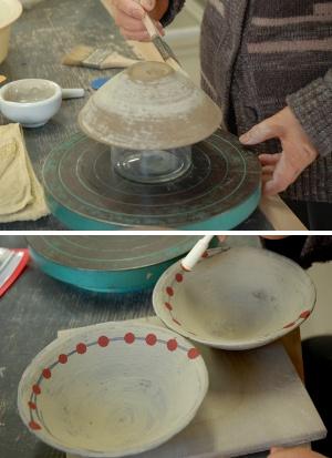 鉄彩鉢今週の教室から2