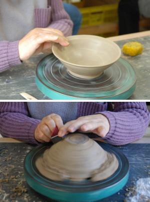 鉄彩鉢今週の教室から3