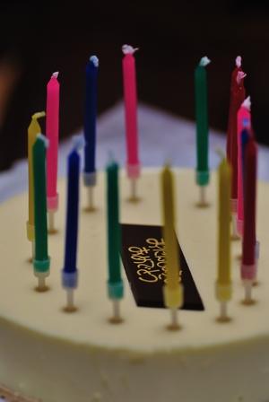 15歳 誕生日おめでとう!