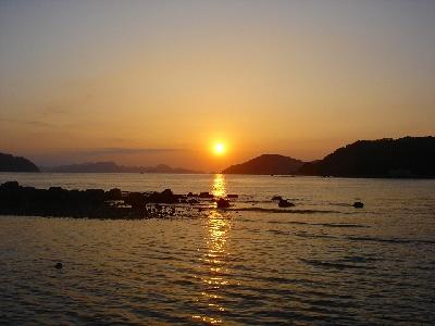 朝日(福江島)
