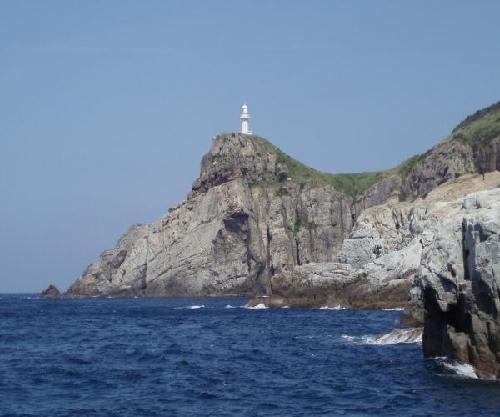 大瀬崎灯台①