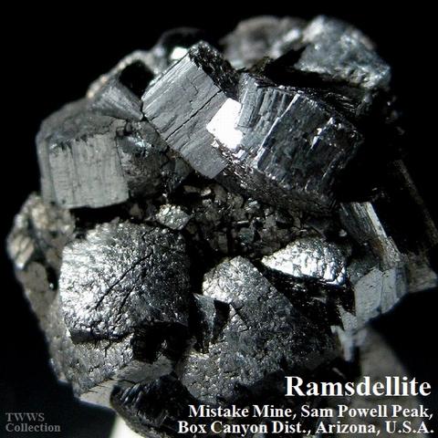 ラムスデル鉱_アリゾナ1
