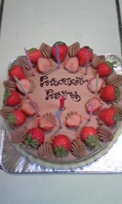 9.9  ケーキ