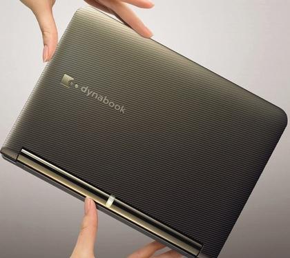 東芝、dynabook UXを発表、WiMAX、3Gモデルを用意