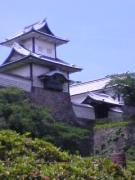 金沢城址石川門