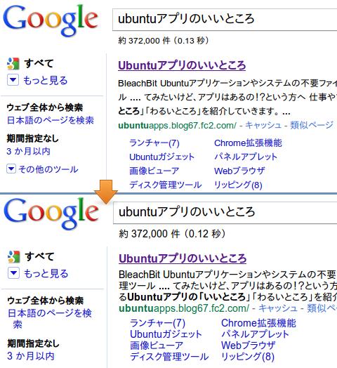 Minimum Font Chrome拡張機能 文字サイズ拡大