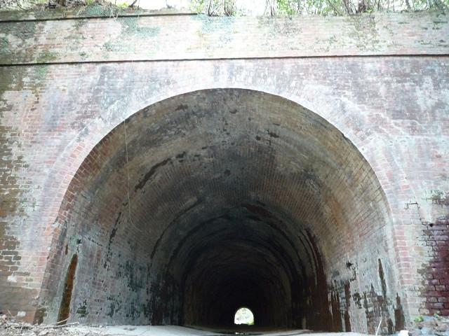 旧椿トンネル6