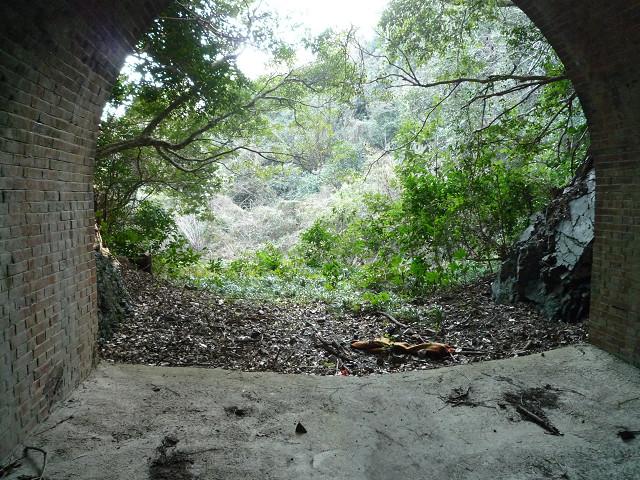 旧椿トンネル8