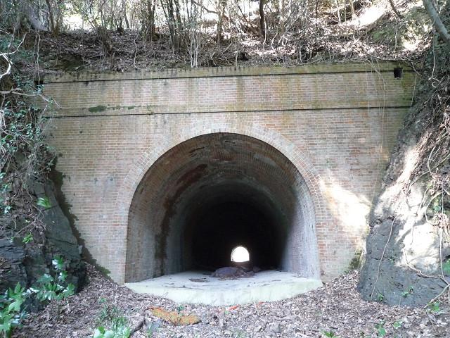 旧椿トンネル9