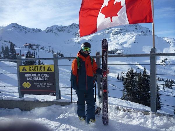 スキー復帰2