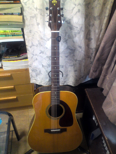 TAKEHARU GUITAR 2