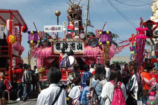 竜神花山2011