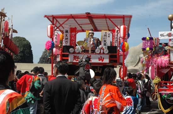 旭花山2011