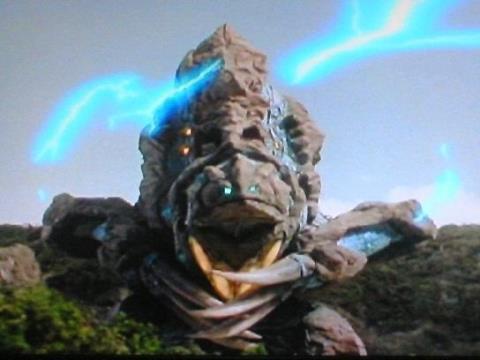 宇宙合成獣 ジオモス