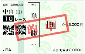 有馬記念_091227