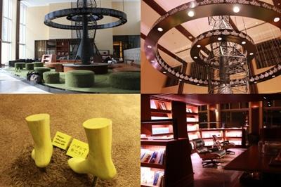 ホテル内部1