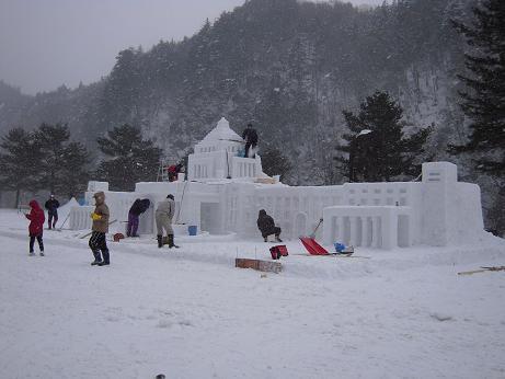 最強寒波 (2)