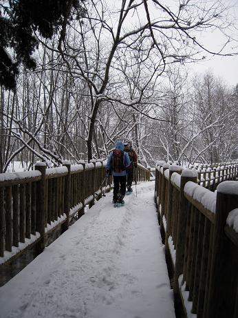 冬の上高地 012