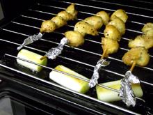 250℃オーブンで約25分