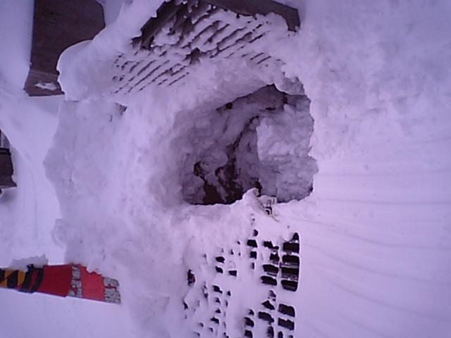 排水溝?排雪溝?