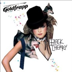 GOLDFRAPP「BLACK CHERRY」