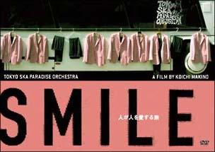 DVD東京スカパラダイスオーケストラ「SMILE~人が人を愛する旅~」
