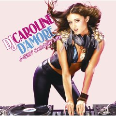 DJ CAROLINE DAMORE「J-GIRLS CELEBRITY MIX」