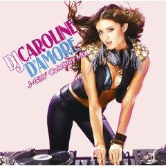 DJ CAROLINE DAMORE「J-GIRLS CELEBRITY MIX」
