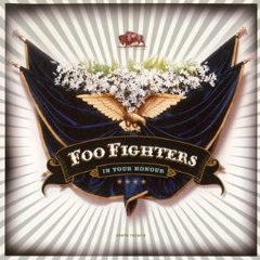 FOO FIGHTERS「IN YOUR HONOR」