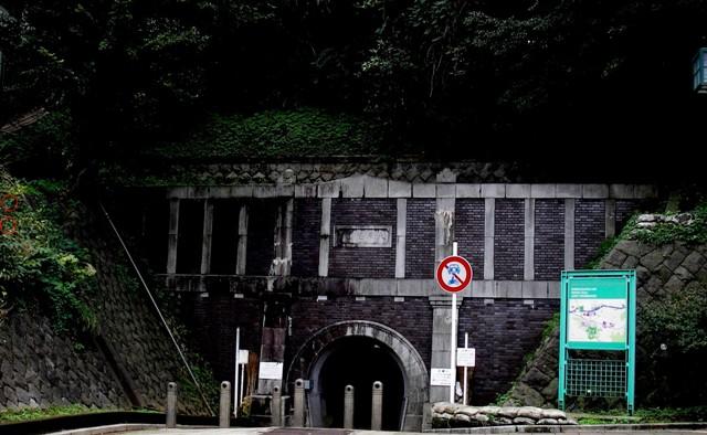 大原トンネル