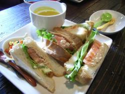 ママのサンドイッチ