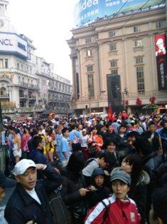 上海マラソン