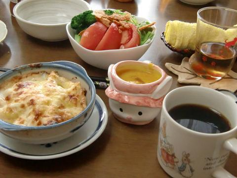 タロママさんの手料理・・美味でした~