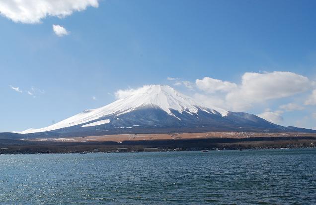 今回、富士山の写真ばっかり・・^^;
