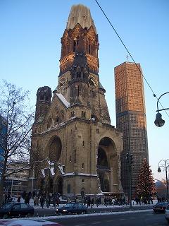 カイザーヴィルヘム記念教会