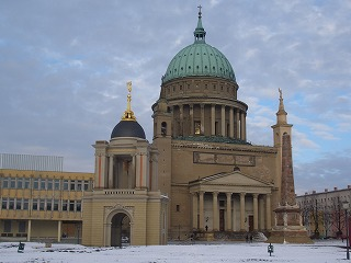 ポツダム-ニコライ教会