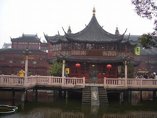 豫園-湖心亭3