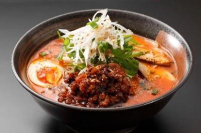 S 王朝 坦々麺