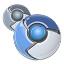 Chromium Updaterのアイコン