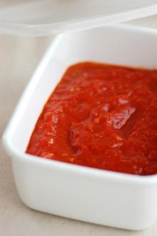 うちのトマトソース